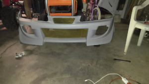 Honda prelude body kit