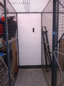 Storage locker available at 28 Ted Rogers Way