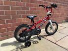 Mongoose BMX R14 (11 months old) reduced price