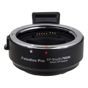 Fotodiox Adapter - Canon EOS Lens to Sony Mirrorless - MINT