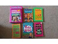 6 x Jackqueline Wilson Books