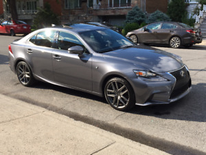 2016 Lexus IS 300 AWD - F-Sport Série 2 (25 mois restants)