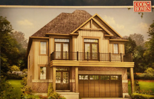Beautiful BRAND NEW Home in Waterloo over 3100 sqft!