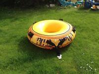 Inflatable ringo
