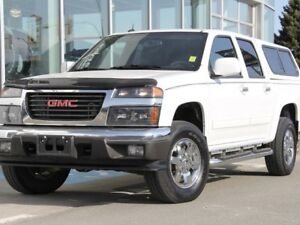 2011 GMC Canyon Leather Package | Accident Free | Low KM | SLE C