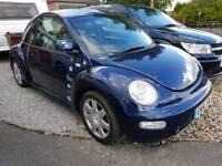Vw beetle v5 2.3 rare