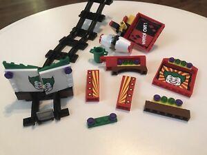 Lego Batman Joker Funhouse Escape lot