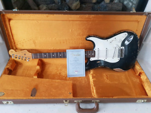 Fender custom shop heavy relic stratocaster