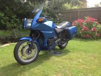 BMW K100RS mechanically sound and MOT'd
