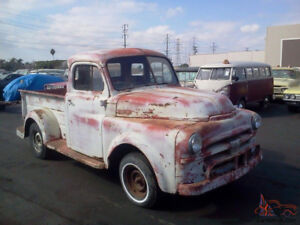 Wanted: Dodge Truck Project 1948 - 56