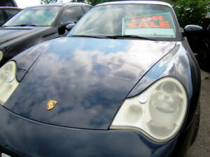 2004 Porsche 911 Coupe (2 door)