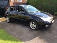Ford Focus October 2004 1.6 Automatic
