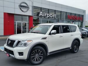 2017 Nissan Armada Platinum Edition, DEMO