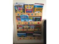 ABC Book Rack