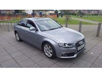 Audi A4 2008 SE FSI 6SP. Grey 2 Former keepers. MOT till May 2017. Full Service History