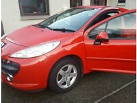 PEUGEOT 207 SPORT 1.4 ☆☆PRICE REDUCED☆☆3dr Hatchback MOT until August 2018