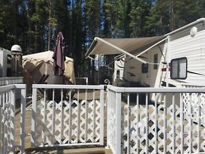 Cabin Trailer with lot at Candle Lake Golf Resort