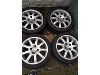 "Peugeot 206 + other models 16"" Nimrod GTI alloy wheels"