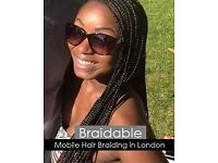 Mobile Hair Braiding - I'll come to you ANYWHERE in London