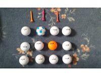 golf balls (Srix)