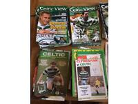 Celtic magazines, books and programmes
