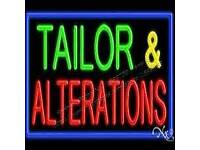tailoring and alternations