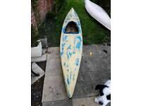 One Person kayak / canoe