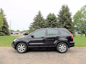 2009 Honda CR-V LX 4WD-  ONE OWNER & 4 BRAND NEW TIRES!!