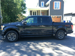 2016 Ford F-150 Sport FX4 302 Naviguation