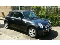 2007 Mini Convertible 1.6 One Chilli Pack