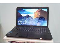 Toshiba Satellite 4GB Win10 Laptop