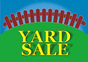 Huge Multi Family Yard Sale