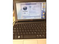 DELL INSPIRON MINI 10V IDEAL MACBOOK RUNNING OS SNOW LEOPARD INC NEW BATTERY AND CHARGER