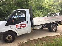 Ford Transit Tipper 2402cc 350MWB