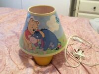 Winnie the Pooh bedside lamp