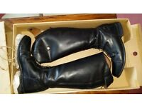 Mark Todd Size 9 (43) Leather Riding Boots Unisex