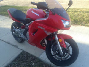 07 Ninja 650R Great Bike, Great price or trades, negotiable