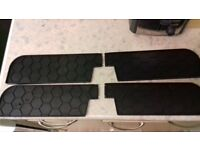 BMW E60 530d 5 SERIES LUGGAGE SET COMPARTMENT INDENTATION 7076688