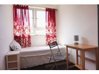 Superb Single bed room is all set up for rent!!