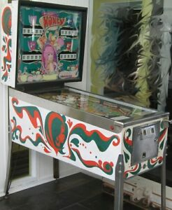 LOOKING TO TRADE WILLIAMS HONEY PINBALL FOR GOTTLIEB GAME