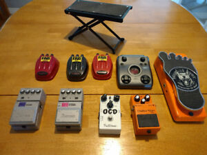 Guitar Effect Pedals For Sale!