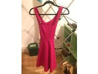 Oh my love pink dress size xs-Price negotiable.