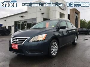 2013 Nissan Sentra 1.8S FWD