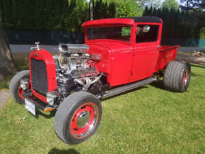 1930 Hot-Rod Pickup