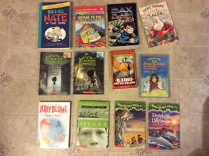 Lots of assorted $20 books