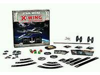 Star Wars X-wing collection
