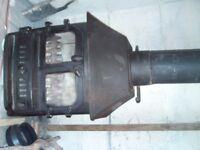 Villager Chelsea - 4.5kW wood burning stove