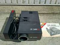 Slide projector: Boots 2400 series linear