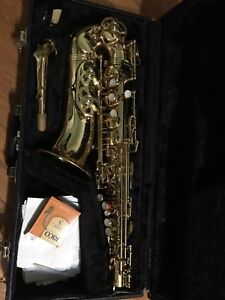 Saxophone for sell.