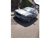 Bargin 2004 Jaguar X Type Estate 2.0d Sport Grey Spare or Repairs Parts